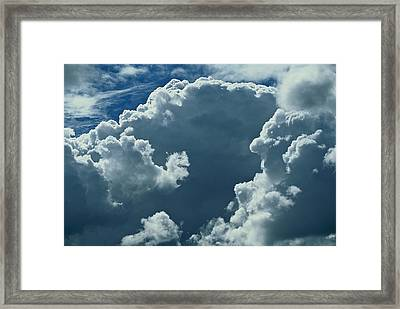 Intricacies Of The Heavens Framed Print
