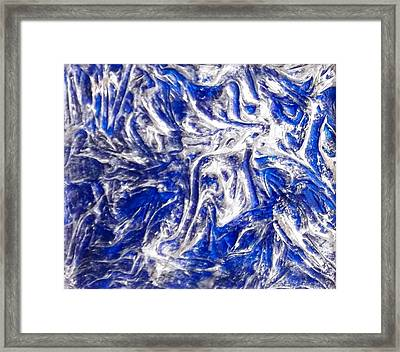 Intriguing Framed Print by Hatin Josee