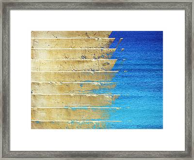 Inundation Framed Print by David Rearwin