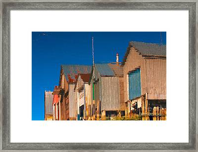 Inversion Framed Print by Gordon Wood