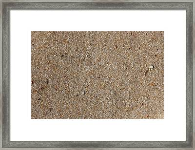Ipanema Beach Framed Print by Joanne Riske
