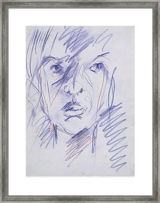 Iris Gill 1 Framed Print by Iris Gill