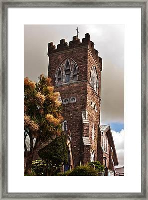 Irish Church Framed Print