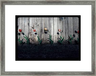 Is It Spring Yet? Framed Print