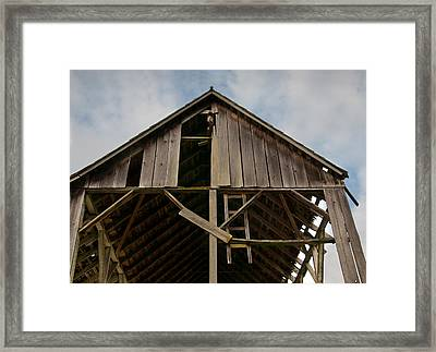 Is That All There Is Framed Print by Kent Sorensen