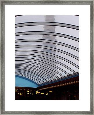 Is There Life On Mars Framed Print