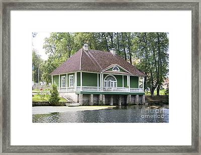 Isabella Bathouse Framed Print by Jaak Nilson