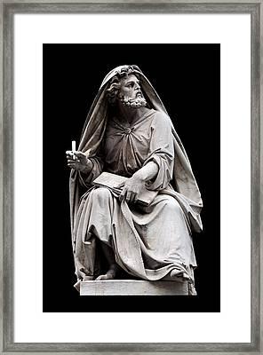 Isaiah Framed Print by Fabrizio Troiani