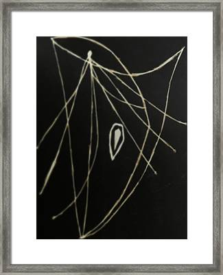 Ishukzitue Framed Print by Coin Iruebenebe