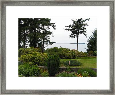 Framed Print featuring the photograph Island Paradise by Rand Swift