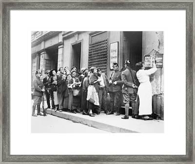 Isnt Life Wonderful, 1924 Framed Print