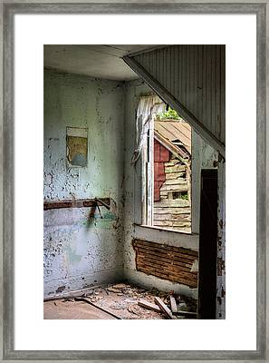 It Can Always Be Worse Framed Print by JC Findley