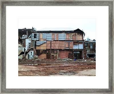It Must Have Anglo-saxon Heritage Framed Print by Steve Taylor