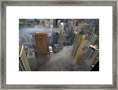 It Whispers  Framed Print