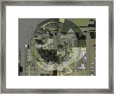 Its A Wrap Framed Print by Tim Allen