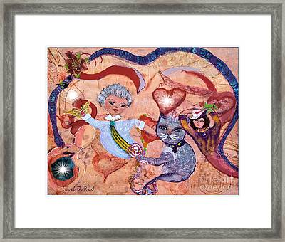 Its Complicated Framed Print
