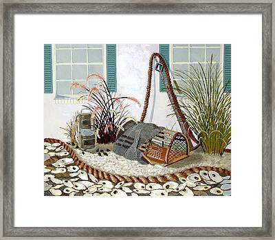 Its So Urbanna Framed Print by Jennifer  Donald