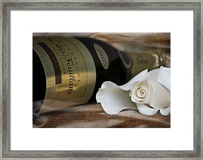 It's Time To Say The Words... Framed Print
