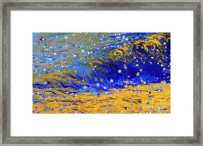 I've Lost My Marbles Framed Print by Cindy Lee Longhini