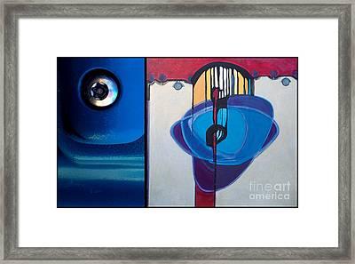 J Hotography 2 Framed Print