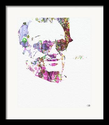 Fond Framed Prints