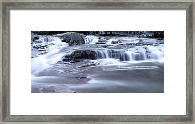 Jackson Falls 02 Framed Print