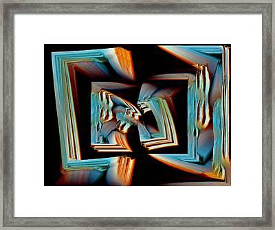 Jagati No.2 Framed Print by Danny Lally