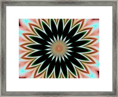 Jakarte Framed Print by Danny Lally