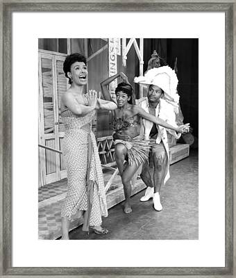 Jamaica, Lena Horne, Josephine Premice Framed Print by Everett