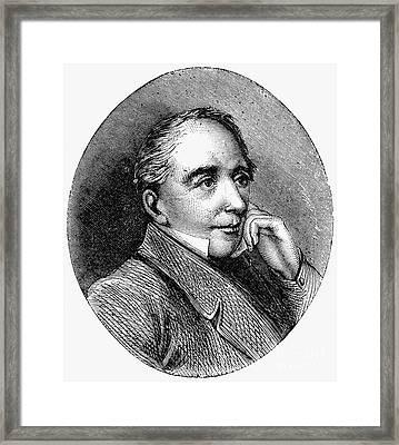 James Montgomery Framed Print