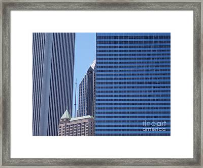 jammer Chicago 014 Framed Print by First Star Art