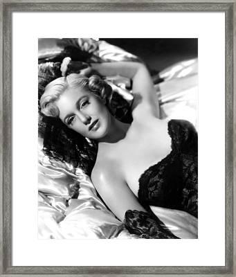 Jan Sterling, 1951 Framed Print by Everett