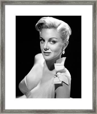 Jan Sterling, 1953 Framed Print by Everett