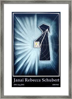 Janai Rebecca Framed Print