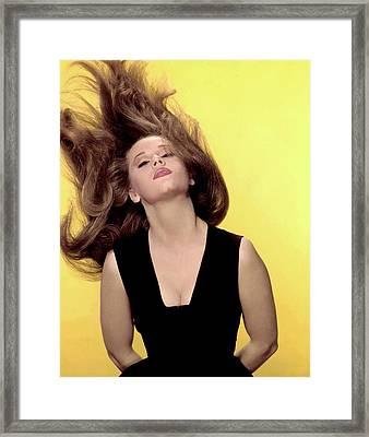 Jane Fonda, 1960s Framed Print by Everett