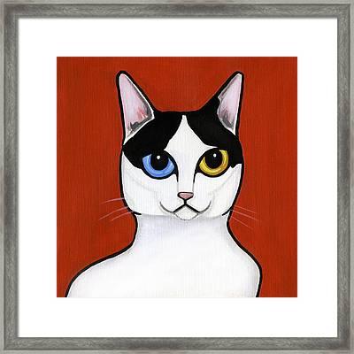 Japanese Bobtail Framed Print