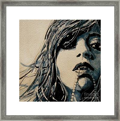 Jar Of Hearts Framed Print by Paul Lovering