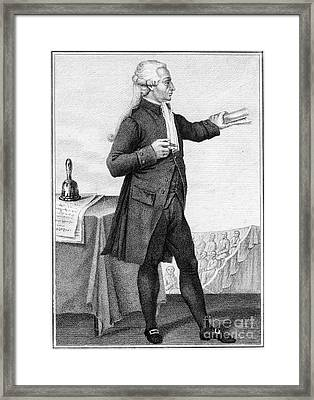 Jean Sylvain Bailly, French Astronomer Framed Print by Science Source