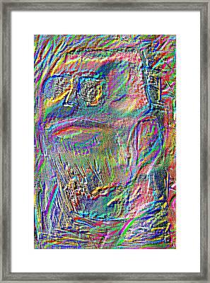 Jerry Framed Print
