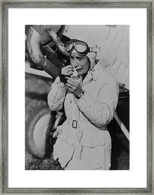 Jesse Miller 1910- 972 Australian Framed Print