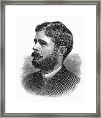 Jesse R. Grant (1858-1934) Framed Print by Granger