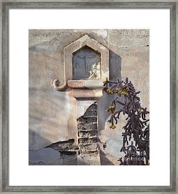 Jesus Image Framed Print