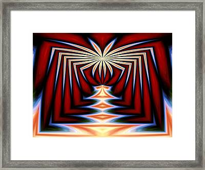 Jewel No.1 Framed Print by Danny Lally