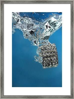Jewelry Framed Print by Mark Ashkenazi