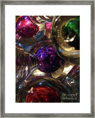 Jingle Balls Framed Print by Mark Holbrook
