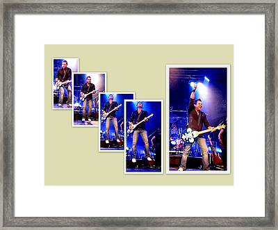 Framed Print featuring the photograph Jlb  Lys  Rock   by Danielle  Parent