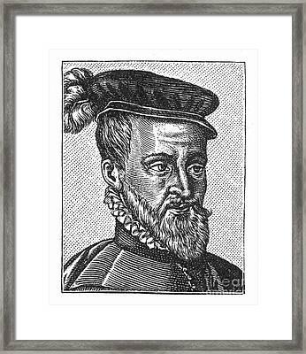 Joachim Du Bellay Framed Print by Granger