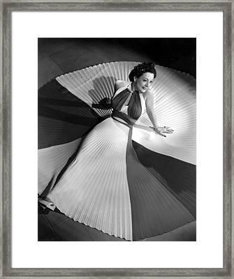 Joan Crawford, 42340 Framed Print