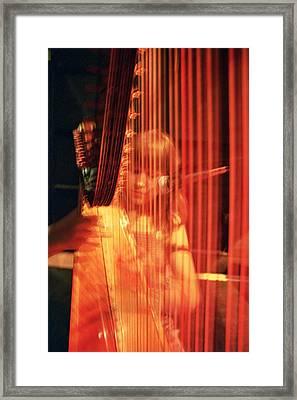 Joanna Newsom Framed Print