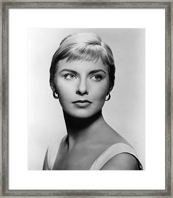 Joanne Woodward, Ca. 1950s Framed Print by Everett